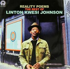 Linton Kwesi Johnson - Reality Poems [CD]