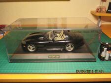 Dodge Viper RT/10 Vitrinen Modell im Maßstab 1:18 Sammler mit Beleuchtung LED