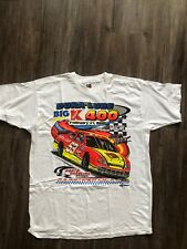 DURA-LUBE BIG K 400 NASCAR 1999 RACE NORTH CAROLINA MOTOR SPEEDWAY ROCK SHIRT T