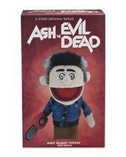 """Bruce Campbell Ash VS Evil Dead 15"""" 38cm Prop Replica Puppet Ashy Slashy NECA"""