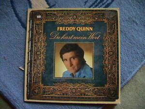 LP Freddy Quinn  Du hast mein Wort