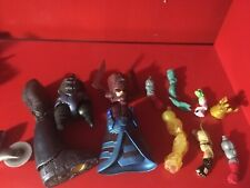 Marvel Legends BAF Build A Figure Lot Sentinel Galactus Thanos
