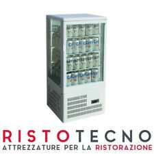 Espositore Vetrina refrigerata da banco per Bibite - Temp. +2°/+8°C - Lt. 58