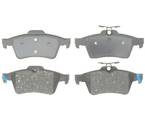 Disc Brake Pad Set-Service Grade; Ceramic Rear Raybestos SGD1095C