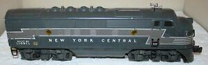 Lionel No. 2344 New York Central F3 Diesel Dummy A Unit in Original Box !