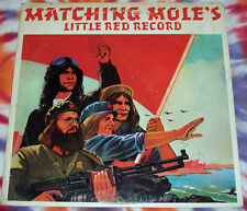 MATCHING MOLE Matching Mole's Little Red Record COLUMBIA RECORDS 1972 Near Mint!
