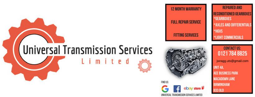 Universal Transmission Services Ltd