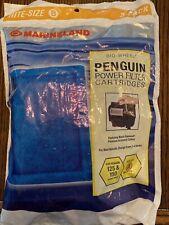 """Marineland Bio Wheel Penguin Power Filter Cartridges 125/150 Rite Size """"B"""" 3 Pk"""