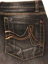 DKNY Times Square Jean Women's Stretch Boot Cut Junior Size 7 X 31 Near Mint!