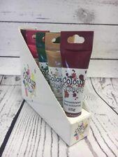 Colour Splash Gels Pack of 5 - Christmas Colours Set