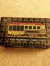 San Francisco Cable Car Replica