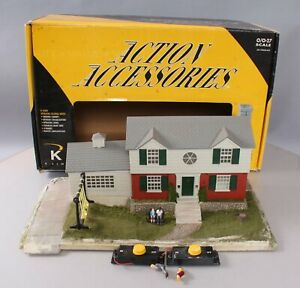 K-Line K42405 Operating Colonial House/Box
