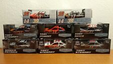 2012 - 2016 Stewart-Haas Racing - Nascar Diecast 1/64 LOT (8)