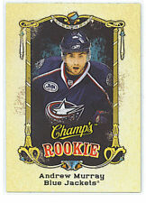 08-09 Upper Deck Champs #120 Andrew Murray RC Rookie
