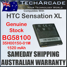 HTC Sensation XL Titan Battery BG58100 35H00150-01M 1520mA 100% Original Genuine