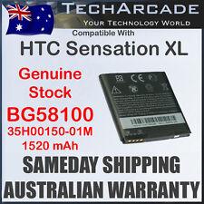 HTC Sensation XL Titan Battery BG58100 35H00150-01M 1520mA 100% Original Genuine