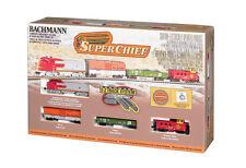 Bachmann N Scale Santa Fe Super Chief Train Set NEW 24021