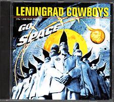 Leningrad Cowboys -  Go Space - CD Album 1996 BMG 743213164724