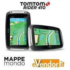 Nuevo TomTom RIDER 410 Prima Paquete - Navegador GPS 2016 bluetooth moto