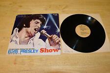 Elvis Presley - Elvis Presley Show - LSP4445 Italy 1977 - LP Vinyl Record