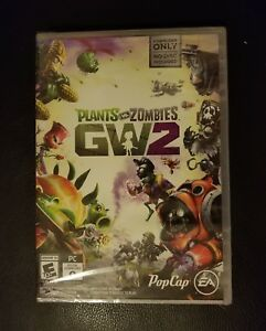 PC PLANTS VS ZOMBIES GW2 2016. BRAND NEW. FREE SHIPPING