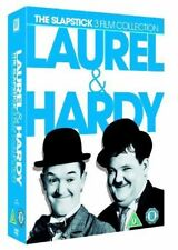LAUREL AND HARDY SLAPSTICK COLLECTION - Box Set - DVD - NEW & SEALED