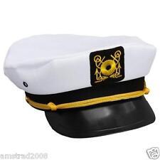 CAPPELLO COMANDANTE NAVIGARE OLTRE L'OCEANO CAP Yacht Captain Skipper Costume