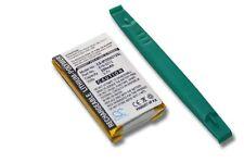 Li-POLI BATTERIA PER Apple Ipod Shuffle 1G MB816LL/A + ATTREZZO