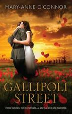 Gallipoli Street By Mary-Anne O'Connor (TSP Paperback, 2015)