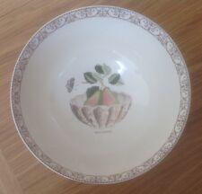 "Rare Vintage Wedgewood, Sarah's Garden Large 12"" Salad Serving Bowl (Unused)"