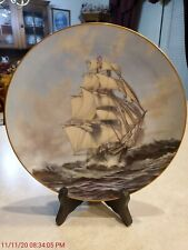 """""""Thermopylae"""" The Great Clipper Ships Plate Limited Edition 1981 Fine Porcelain"""