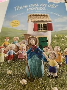Alan Dart - There Was An Old Woman.... Knitting Pattern