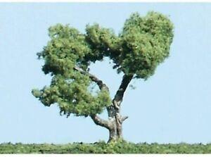 "Woodland Scenics #18 Double Fork Tree kit 3 1/2"" 2pk  New Free Shipping"