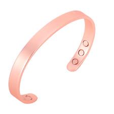 Energetix 4you 137 Copper Bracelet Magnet Bangle Tcm Magnetic Therapy magnetix