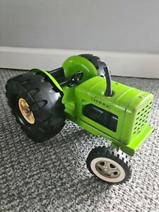 Vintage Green Tonka Farm Tractor from Tonka New Zealand Model number 2249