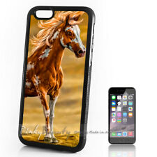 ( For iPhone 4 / 4S ) Back Case Cover P11482 Horse