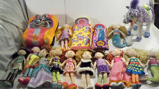 groovy girls Manhattan Toy car horse bed lot
