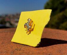 Spilla Pins Ferrari cavallino giacca no schedoni F1 color oro