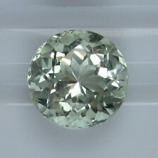 7.47 CTS. GENUINE MINED NATURAL GREEN AMETHYST BIG ROUND 12.2 MM. * 3024*