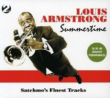 LOUIS ARMSTRONG - SATCHMO'S FINEST 2 CD NEU