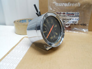 1965 1966 GALAXIE FORD FACTORY INSTALL CONSOLE TACHOMETER MERCURY S-55 PARKLANE