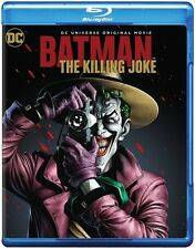 Batman: The Killing Joke - 2 DISC SET (2016, REGION A Blu-ray New)