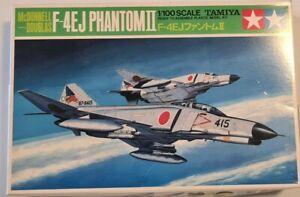 Tamiya 1/100 F-4EJ Phantom II Model Kit