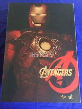 Hot Toys 1/6 The Avengers Iron Man Mark 7 MK VII Battle Damaged BD MMS196 EMS