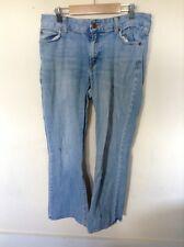 Gap Jeans Blue Denim Trousers Size 10 <M277