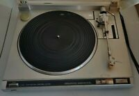 Vintage Retro JVC L-A120 Turntable Record Player | Needs new belt (please read)