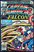 Marvel, Captain America and The Falcon #209 - May 1977, $0.30 - VG