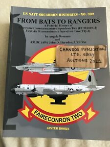 From Bats To Rangers: A Pictorial History of ECMRON-2 - Romano - SUPERB SCARCE!