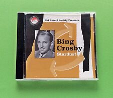 Stardust by Bing Crosby (CD, 2003, Hot Productions)