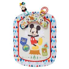 Mickey Mouse Spieldecke mit Stützkissen & Spielzeug Baby Gym Spielmatte Disney